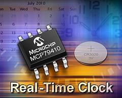 Microchip RTC MCP794XX
