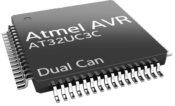 how to use putty with a microcontroller on atmel