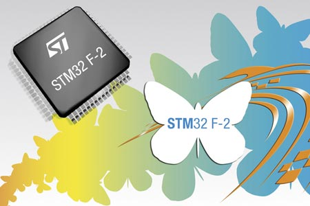 STMicroelectronics: STM32 F-2