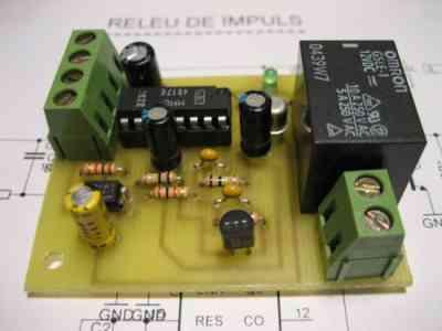 Digital Impulse Relay. Photo 1.