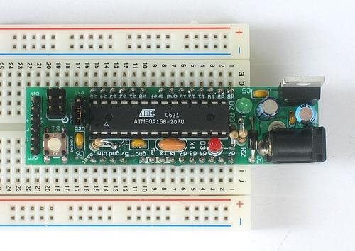 Контроллер DC Boarduino