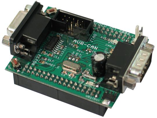 Olimex: AVR-CAN