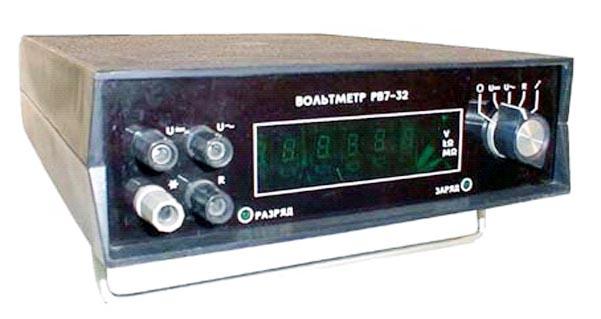 Вольтметр универсальный Импульс РВ7-32