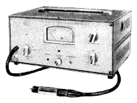 Милливольтметр импульсного тока В4-12