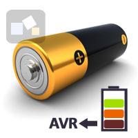 AVR: мониторинг напряжения питания