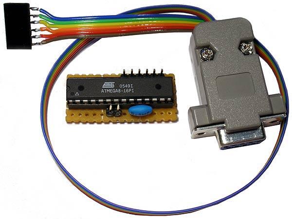 Программатор для AVR