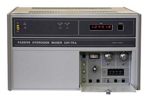 Стандарт частоты и времени водородный Кварц Ч1-76А