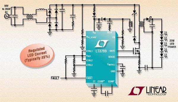 Linear Technology - LT3799