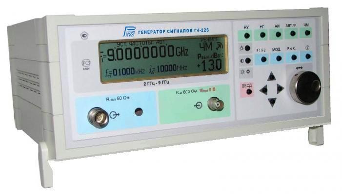 Генератор сигналов Импульс Г4-226