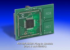Microchip: MA180031 Plug-In Module