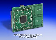Microchip: MA180032 Plug-In Module