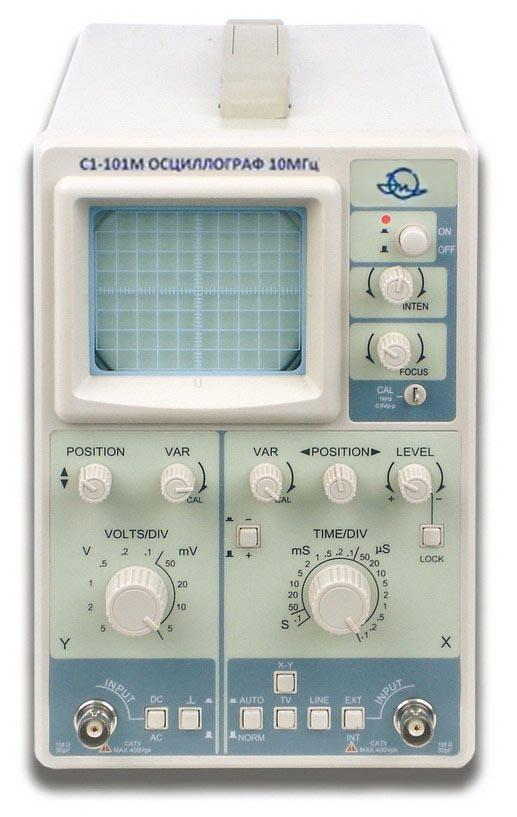 Осциллограф ЗИП-Эталон С1-101М