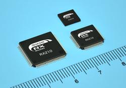 Renesas: группа микроконтроллеров RX210