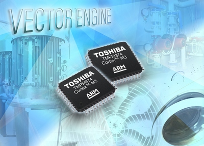Toshiba: микроконтроллер TMPM374FW