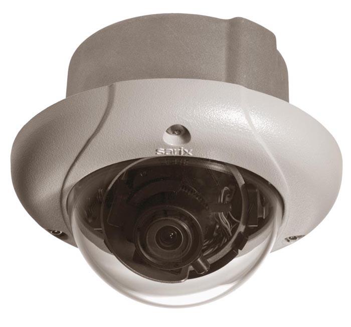 Сетевая купольная камера Schneider Electric IM10-E
