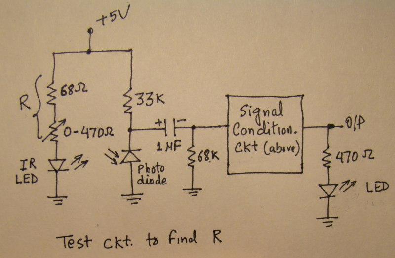 Измеритель пульса на микроконтроллере PIC16F628A.  Часть 3. Конструкция прибора и использование, настройка ИК сенсора.