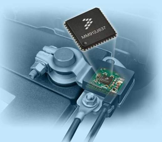 Freescale Introduces Intelligent Sensor For Car Battery