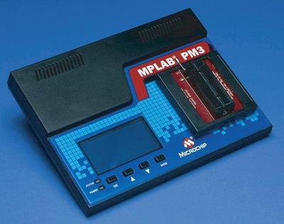 Программатор Microchip MPLAB PM3