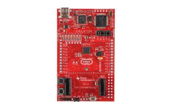 Texas Instruments: отладочная плата MSP-EXP430FR5739