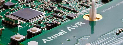 Atmel AVR Xplained