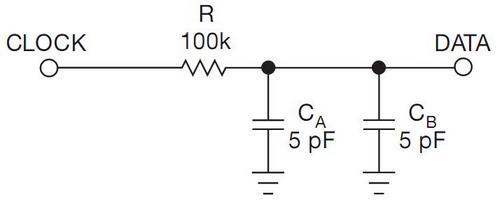 Drive 16 LEDs with one I/O line figure 2.