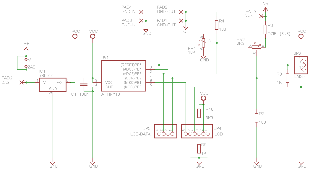 Samsung Ua32d5000 32 Multi System Led Tv further Temperature Sensor LCD Circuit besides Product product id 152 as well How To Use A Rotary Encoder In A Mcu Based Project moreover Arduino Dht11 Sensor Lcd Proteus. on contrast lcd schematic