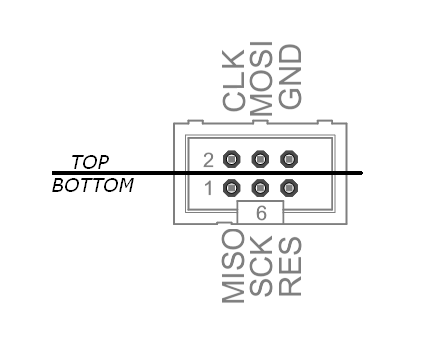 ISP коннектор