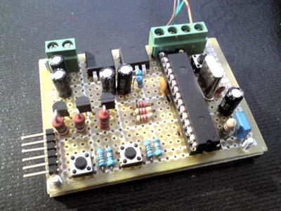 Super Flux RGB LED Controller