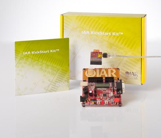 IAR Systems NXP LPC11U00 - KSK-LPC11U14-JL