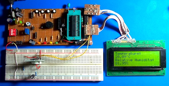 Using HSM-20G sensor with Atmega8