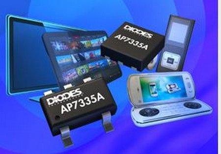 Diodes - AP7335A
