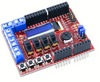 Expansion board Digilent chipKIT Basic I/O Shield