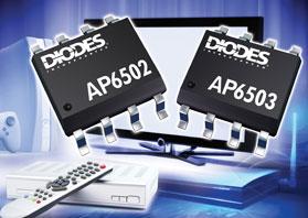 Diodes - AP6502, AP6503