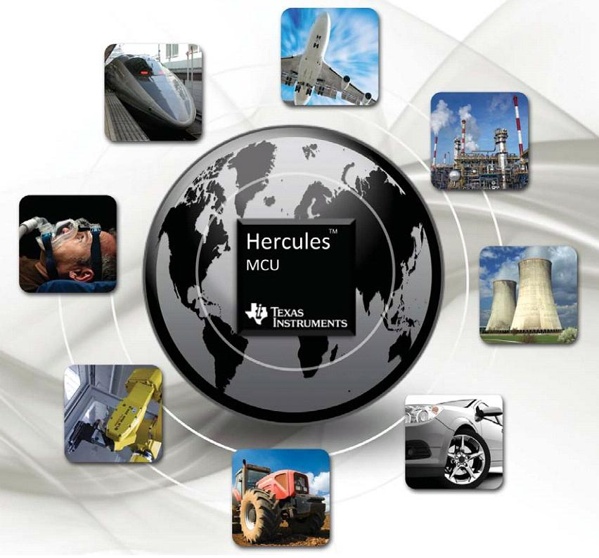 Make the world safer with the new Hercules safety MCU platform