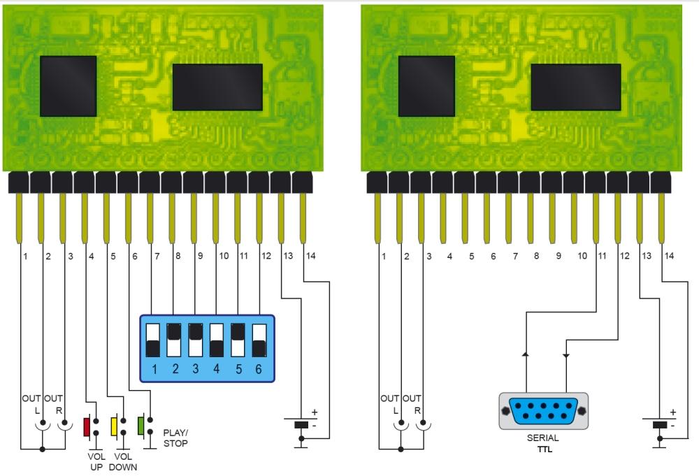 Клкините для увеличения.  Коннектор (сигналы) ICSP предназначен для внутрисхемного программирования микроконтроллера.