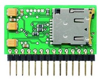 embedded MP3 module on PIC24F