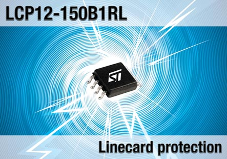 STMicroelectronics - LCP12