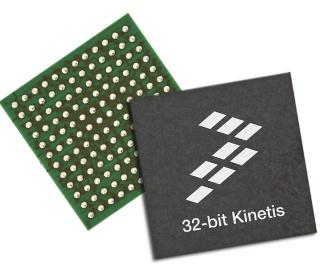 Freescale: микроконтроллеры серии Kinetis X