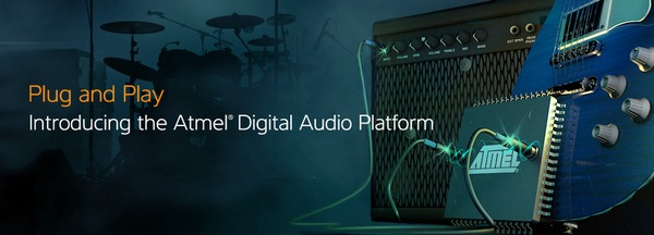 Atmel: Digital Audio Platform