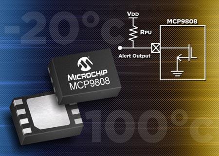 Microchip - MCP9808