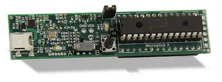 Отладочный набор Microchip Microstick 2 (DM330013-2)