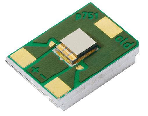Microplet: устройство корпусного термогенератора для поверхностного монтажа