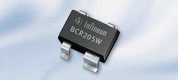 Infineon - BCR205W