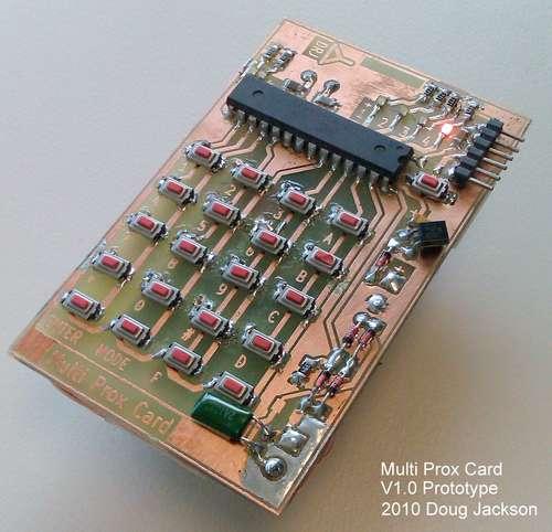 Универсальный RFID ключ
