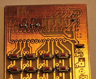 A Universal RFID Key, PCB
