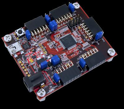 ChipKit  Cerebot MX3cK