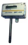 Датчик относительной влажности и температуры Рэлсиб ДВТ-02И
