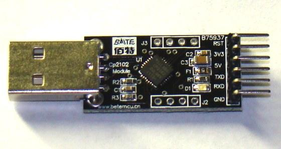 USB-UART module
