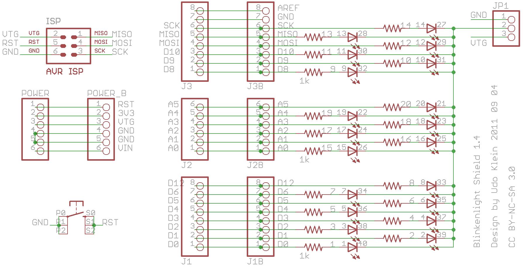LED Camera Schematic