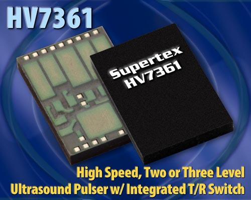 Supertex - HV7360, HV7361